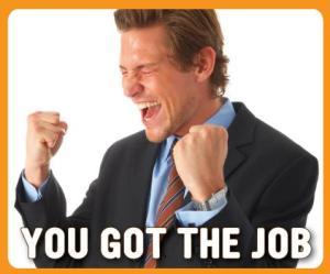 you got the job-saidaonline