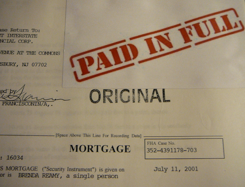 Paid In Full Picture Quotes: My Mortgage Was Paid In Full!